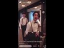 Видео от фанатов Бай Юй после свадьбы @ 22.09.18