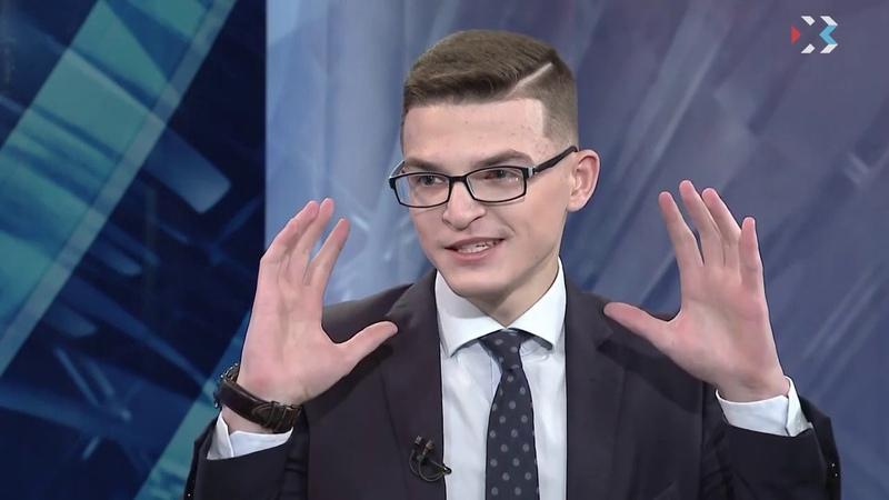 Олег Тарабанов на ИКС-ТВ об ораторском клубе ГОвоРИЛЛА