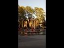 поющий фонтан в Старом Петергофе