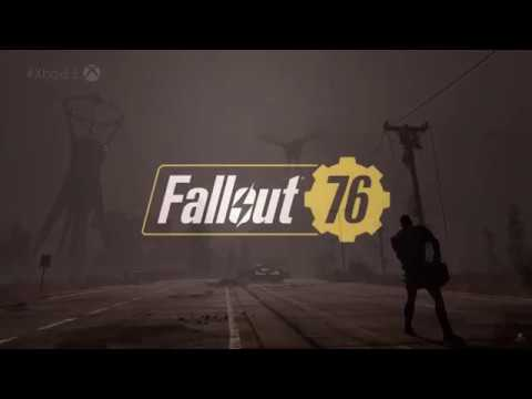 Fallout 76 - Teaser Trailer Music Country Roads E3 Version