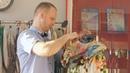 Модельер водопроводчик из Перми создаёт роскошные платья расшитые бисером