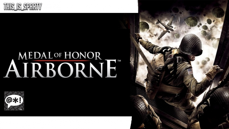 Medal of Honor Airborne - Играем