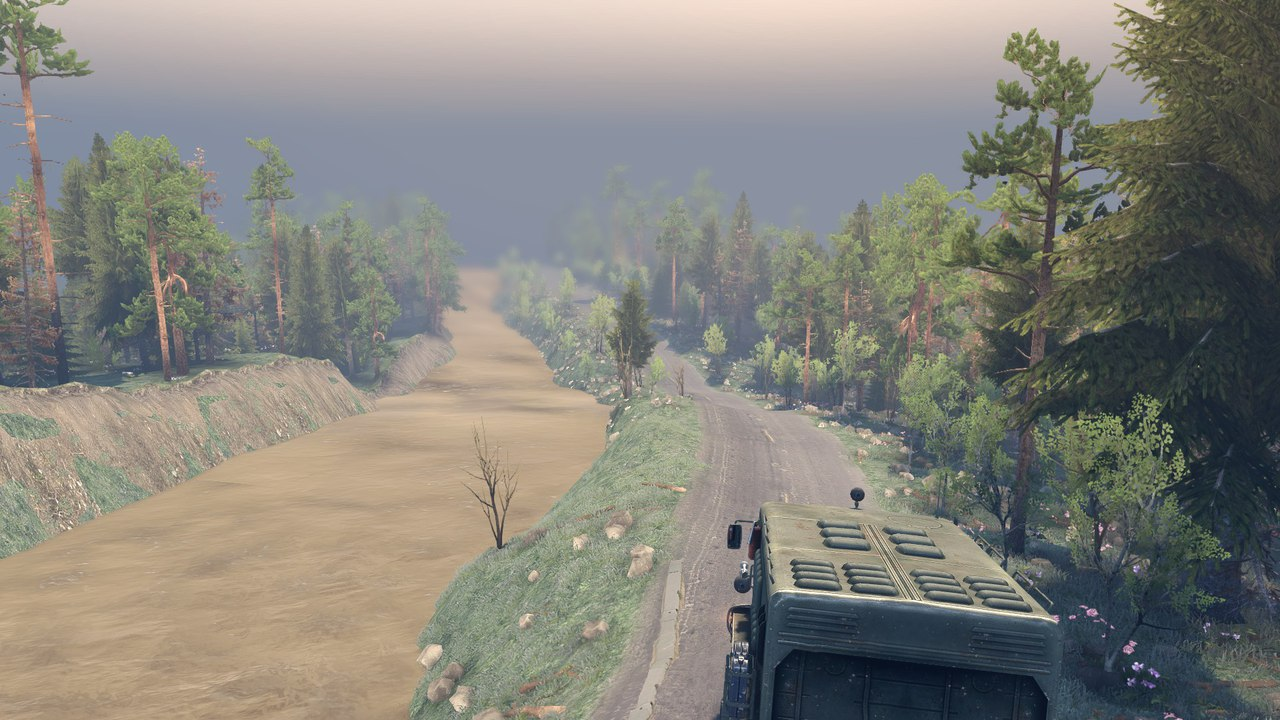 "Карта ""Tayha"" для Spintires - Скриншот 2"