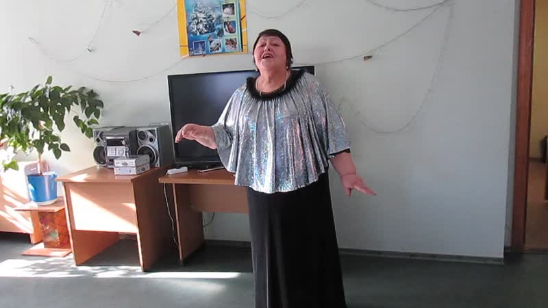 MVI_1314 песня Белые крылья поёт Тамара Ролдугина