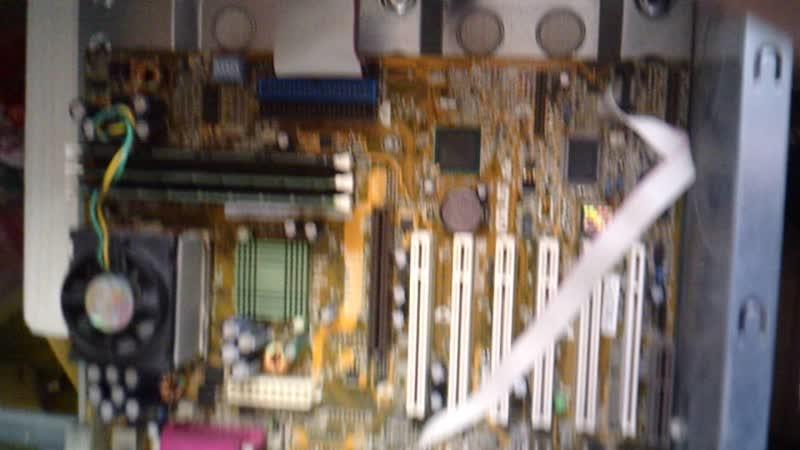 Pentium III с моей музыкальной коллекцией - часть 2, сборка клона.