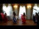 Студия восточных танцев Ферюза - средняя группа Leila - 01.06.14