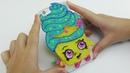 DIY Shopkins Princess Cupcake iPhone Case Drawing with 3D Pen
