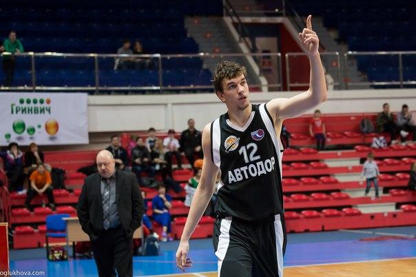 НБА, Автодор, драфт, Артем Клименко