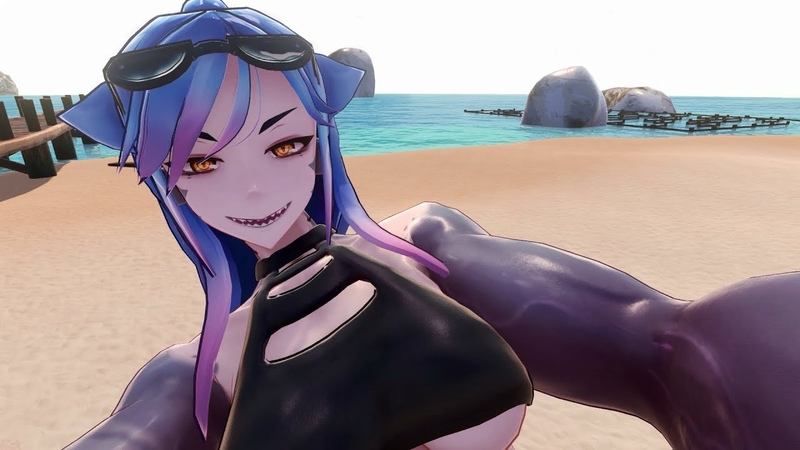 Deepening our relationship💖 Monster Girl Island