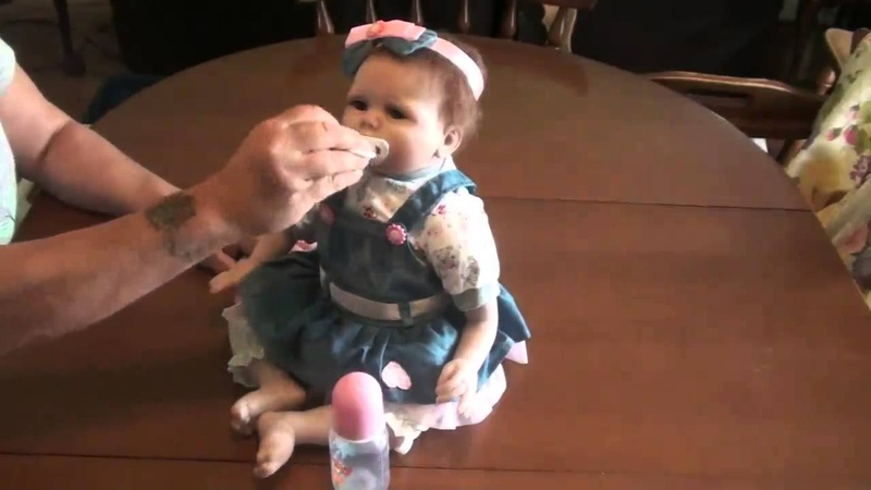 NPK Collection Reborn Baby Doll, totally amazing