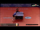 ITTF Europe TOP 16 2017 - BOLL Timo - APOLONIA Tiago
