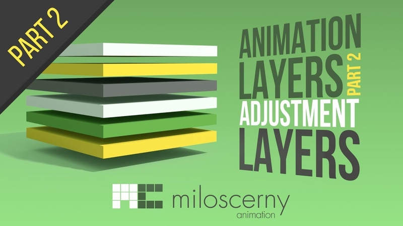 Adjustment Layers Explained - 3ds Max CAT