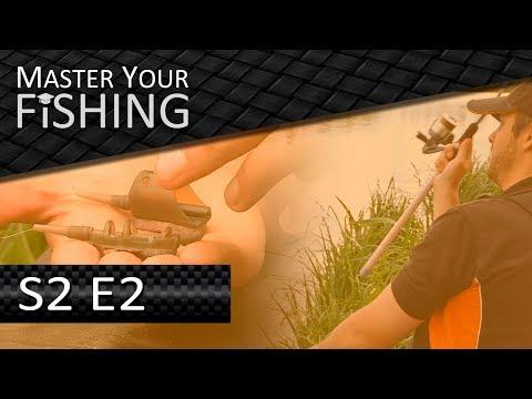 MASTER YOUR FISHING - S2E2: Method Feeder Pellet Feeder