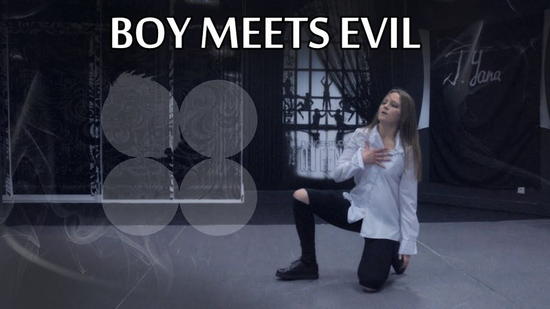 방탄소년단 (BTS) - Boy Meets Evil (dance cover by J.Yana)