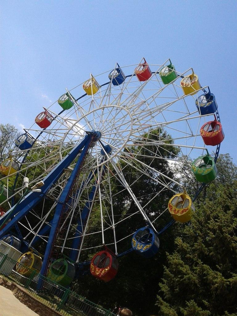 Анонс мероприятий таганрогского парка имени Горького с 19 по 20 июля