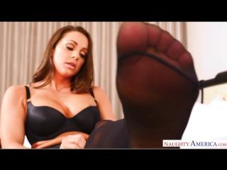 Abigail Mac hardcore (foot fetish worship feet all sex nylon 18+ секс порно)