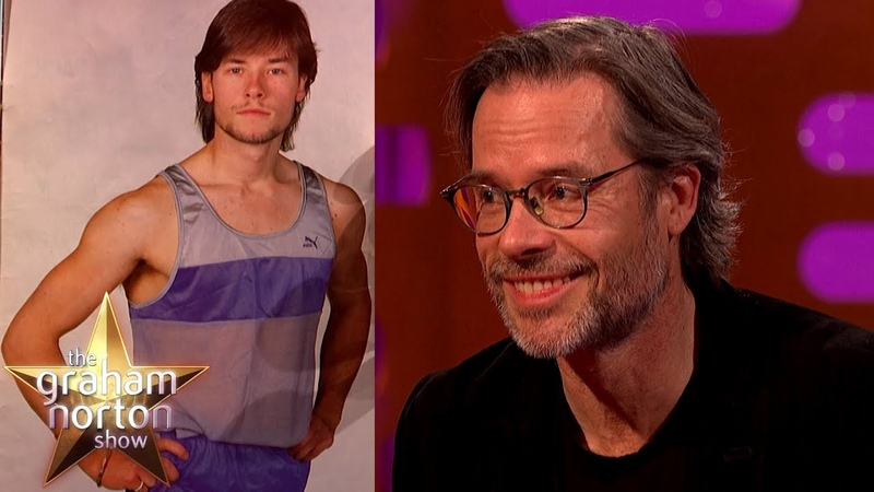 Guy Pearce Reacts to Vintage Neighbours Merch | The Graham Norton Show
