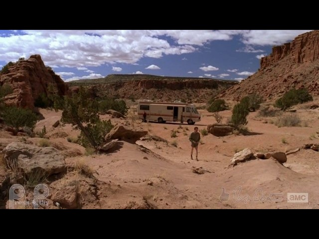 Gliding Over All The Cinematography of Breaking Bad, Season 5.2