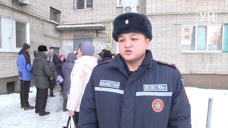 ЧС готово эвакуировать жителей треснувшей 9-этажки в центре Уральска