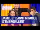 Jamel et Dannii Minogue sembrouillent - La Méthode Cauet