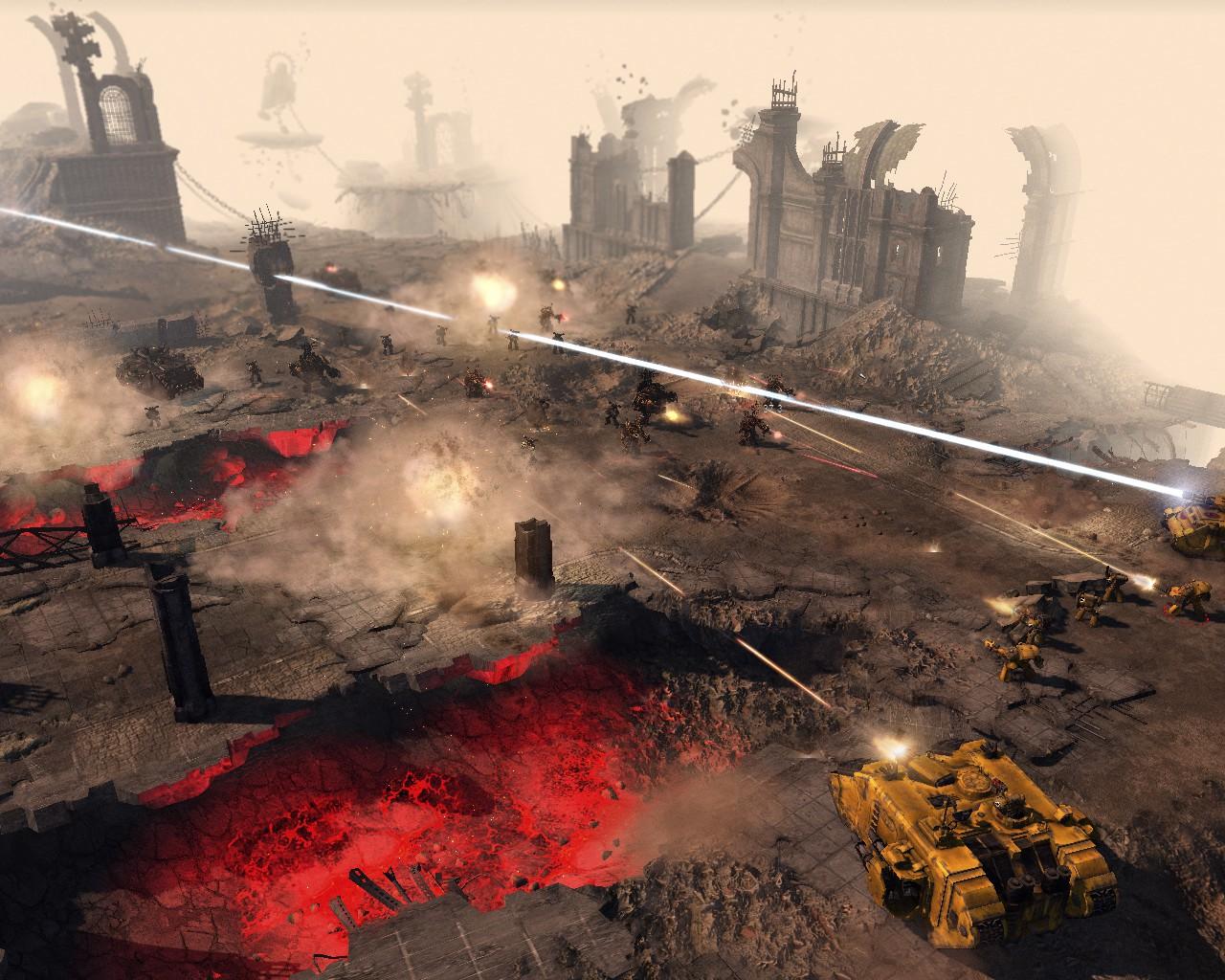 UWM40K is creating Ultimate Warhammer 40k Mod | Patreon