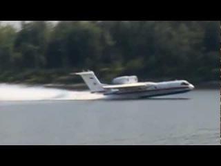 3 самолета БЕ-200 под Красным Яром ТО
