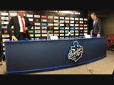 Пресс-конференция после «Адмирала» (2:0)