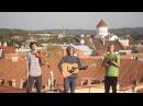 Kūjeliai - Meilės daina (ant Vilniaus senamiesčio stogo)