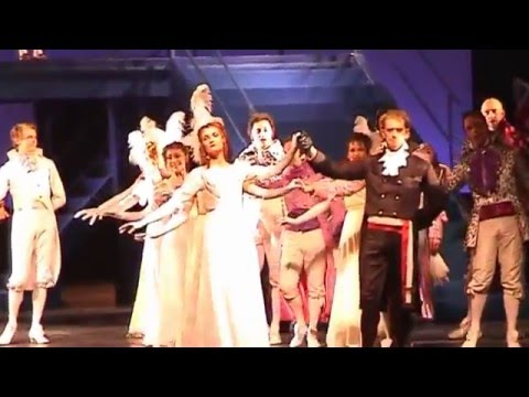 The Scarlet Pimpernel Halle 2006 2 Christoph Goetten, Ann Christin Elverum, Chris Murray