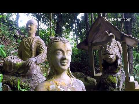 Secret Buddha Garden or Magic Garden. Тайный - Магический сад Будды.