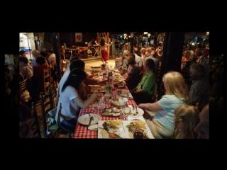 Семья Литвиновых из г.Новый Уренгой Кипрская ночь,Демокритос,Яхт-тур на Кипре