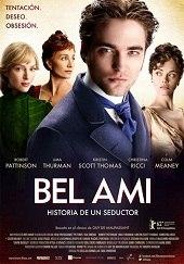 Bel Ami, historia de un seductor HD