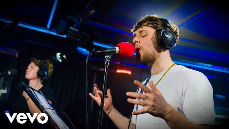 Tom Grennan - Found What Ive Been Looking For in the Live Lounge