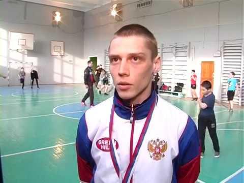 Алексей Спирин шестикратный чемпион России