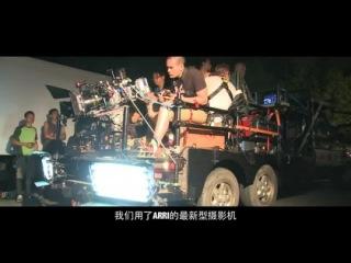 «Мастер тай-цзи» (2013): О съёмках №2 / Официальная страница http://vk.com/kinopoisk