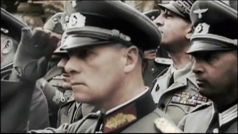 Эрвин Роммель и его африканский корпус (Кинохроника)