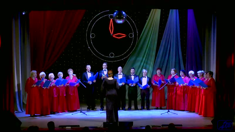 Народная хоровая капелла Мариуполь 27 октября 2018