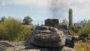 World of Tanks - ЛРН 157 - 10 из 10. Предупредительный в башню
