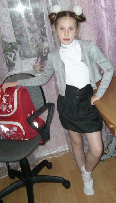 Виктория Воронцова, 18 января 1999, Омск, id208580254