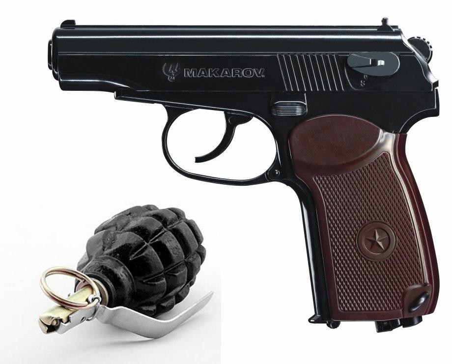 В Таганроге во время спецоперации полицейские задержали торговца оружием