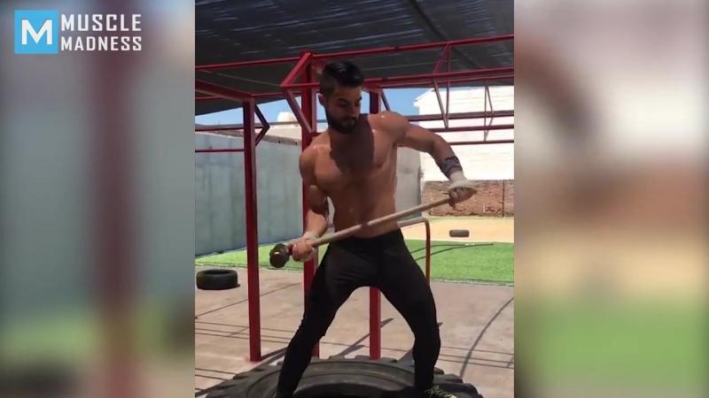 Boxing Training - Chuy Almada