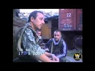 Чечня нападение боевиков (300 человек) на Гудермес. Кавказская война.