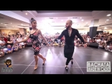 Вау-у-у-у...!!! Танцуют Жорж Атака и Таня Ла Алемана!!.. Надежда Кадышева - А мне не верится (minus)