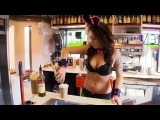 Bikini Barista Backlash: Scantily-Clad Coffee Servers Stir Up Controversy