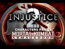 Mortal Kombat: Armageddon (K.A.F) - Injustice 2 characters - gameplay part 8