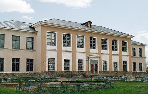 Школа №1 - на Шадринск Инфо