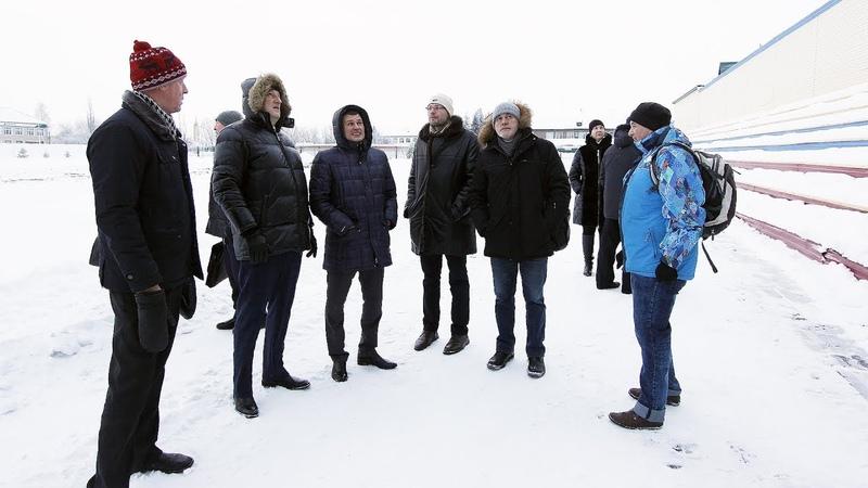 Заседание оргкомитета по подготовке и проведению «Праздника Севера – Кормиловка-2019»