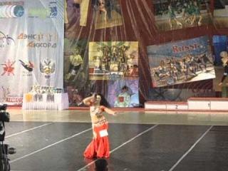 Каролина Якумайте XI World dance olympiad Karolina Yakumaite 1 Place