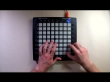DJ NIKE-FAKE LOVE Cover on Launchpad