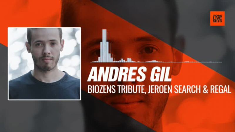 Andres Gil - Set Biozens Tribute To Jeroen Search Regal 16-09-2017